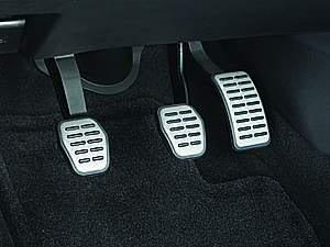 Pedal pad kit, manual padded foot brake pedal pad set | ebay.