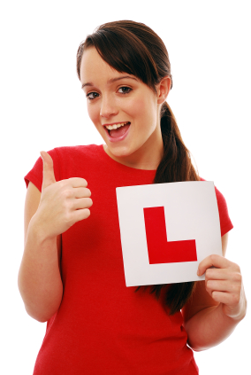 some_Driving Lessons Sign